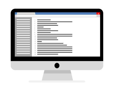 Bloque 06 - Programación Web